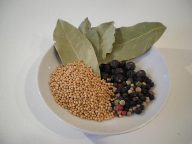 Zucchini süss-sauer eingelegt nach asiatischer Art - Rezept - Bild Nr. 5