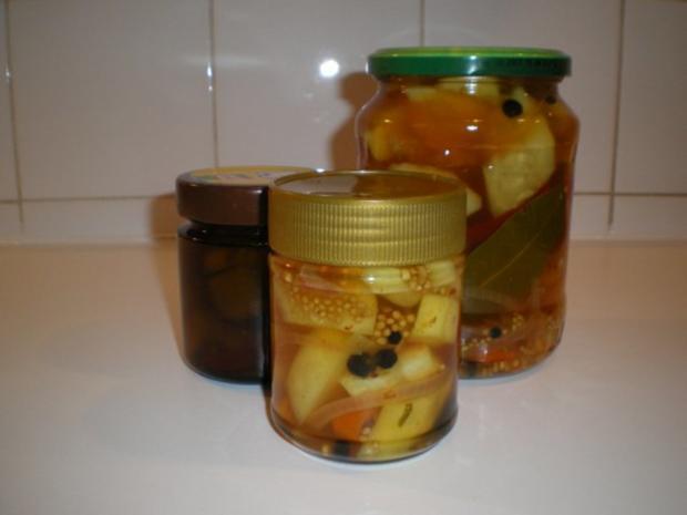 Zucchini süss-sauer eingelegt nach asiatischer Art - Rezept - Bild Nr. 7