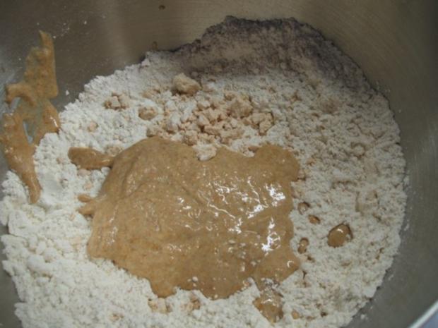 Brot/Brötchen: Dinkel-Apfel-Brot - Rezept - Bild Nr. 5