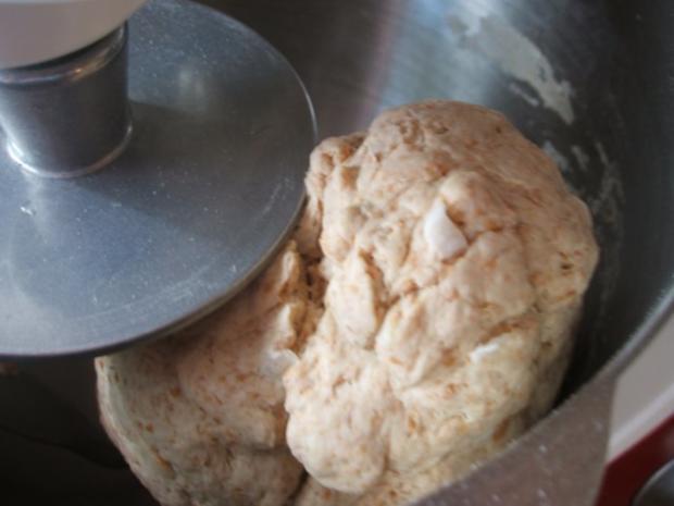Brot/Brötchen: Dinkel-Apfel-Brot - Rezept - Bild Nr. 7