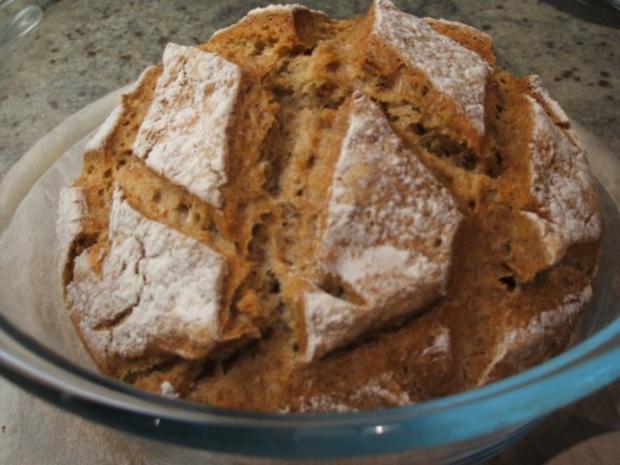 Brot/Brötchen: Dinkel-Apfel-Brot - Rezept - Bild Nr. 11