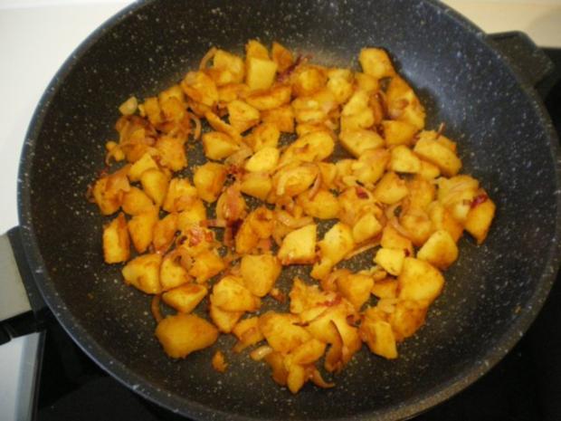 Bratkartoffeln Asiatisch angehaucht - Rezept - Bild Nr. 7