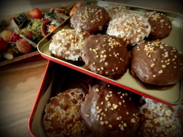 Lebkuchen Nürnberger Art mit dem Thermomix - Rezept