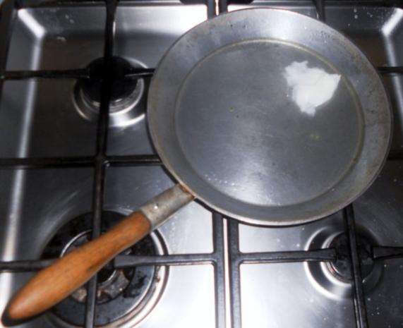 """""""Oma - Friede`s"""" Braunkohl mit kleinen gebratenen Kartoffeln (Rezpt um 1948) - Rezept - Bild Nr. 13"""