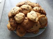 Chewy Chocolate Chip Cookies - Rezept