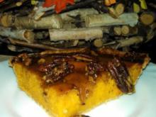 Pumpkin - Pecan - Pie - Rezept