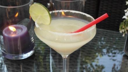 Frozen Margarita - Rezept