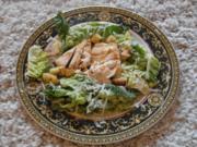 Chicken Caesar Salad - Rezept