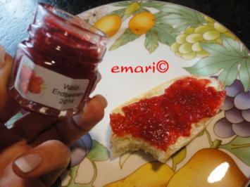 Rezept: Walderdbeer-Marmelade