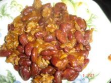 Heimi`s schnelles Chilli Carne - Rezept