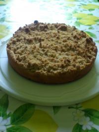 Apfel-Streusel-Kuchen - Rezept