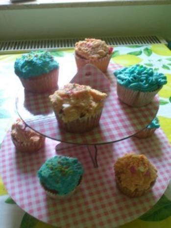Cupcake frosting rezept zitrone