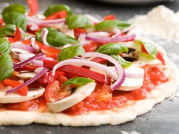 Low-Carb-Rezepte: Zucchini-Lasagne, Pizza und Spinatrollen - Rezept