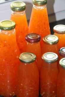 Chili-Sauce - Rezept