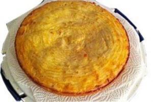 Bretonischer Butterkuchen mit Fleur de Sel - Rezept