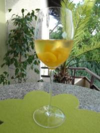 Prosecco von der Goldparmäne - Rezept
