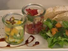 Fruchtige Salatvariation - Rezept
