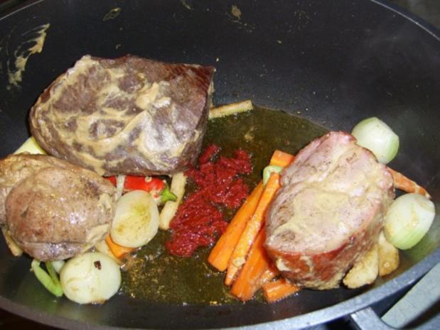 Schlesische Sonntagsbratenpfanne - Rezept - Bild Nr. 11