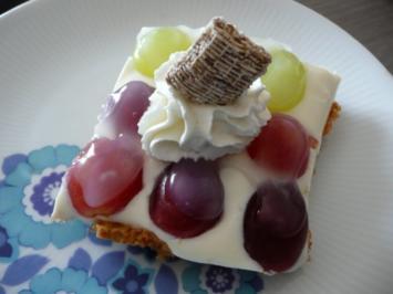 Backen : Ginas Winzer - Kuchen - Rezept