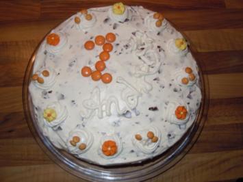 Rezept: Schokokuß-Torte