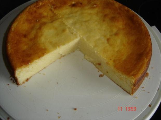 Luftiger Käsekuchen ohne Boden - Rezept - Bild Nr. 2