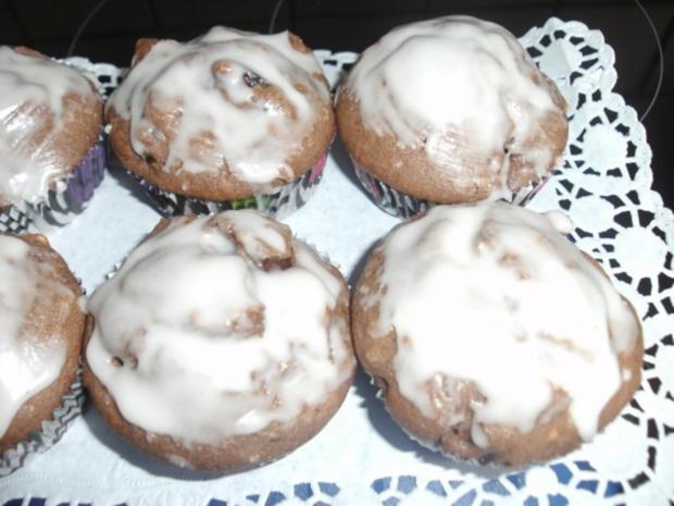 Muffins für Erwachsene - Rezept - Bild Nr. 2