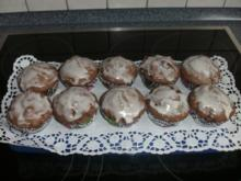 Muffins für Erwachsene - Rezept