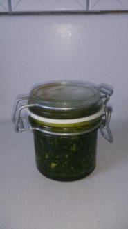 Bärlauchpesto - Rezept