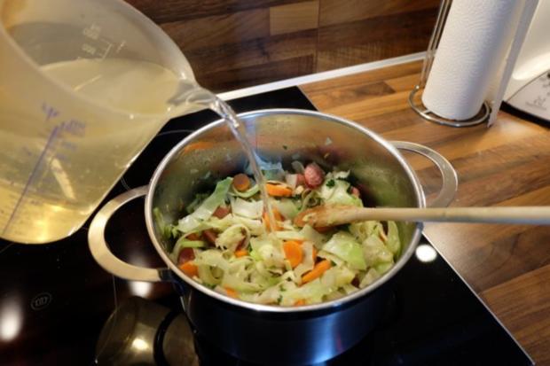 Gemüse-Kohleintopf - Rezept - Bild Nr. 14