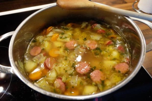 Gemüse-Kohleintopf - Rezept - Bild Nr. 17