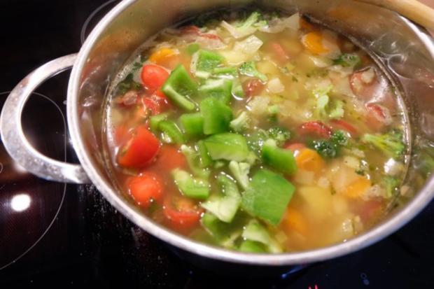 Gemüse-Kohleintopf - Rezept - Bild Nr. 20