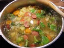 Gemüse-Kohleintopf - Rezept