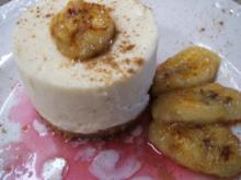 Dessert: Banana-Cotta - Rezept