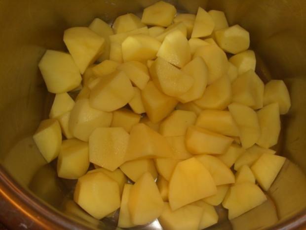 Kartoffelsuppe mit Kasseler - Rezept - Bild Nr. 2