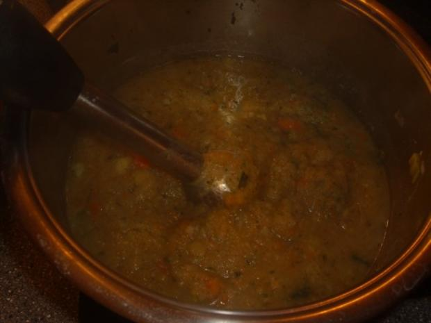 Kartoffelsuppe mit Kasseler - Rezept - Bild Nr. 5
