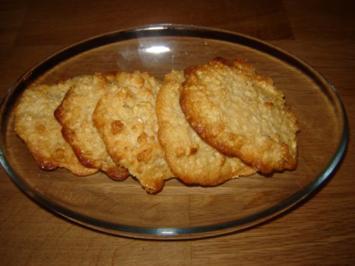 Kokos-Mandel Kekse - Rezept
