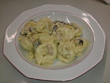 Tortellini-Salat mit Pfiff - Rezept