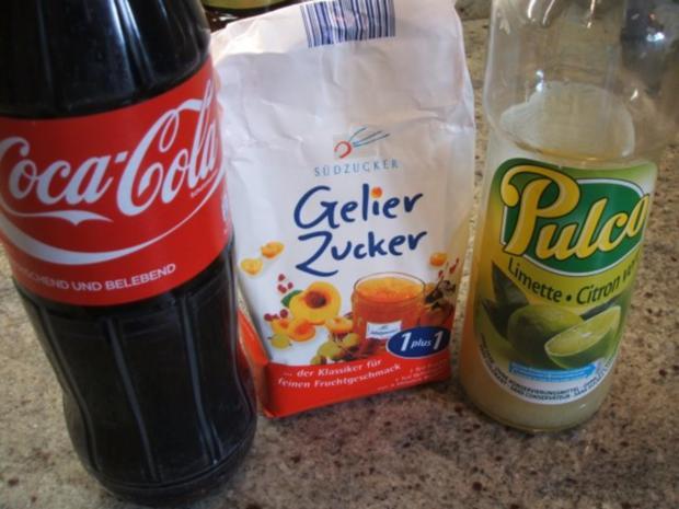 Vorrat: Cola-Gelee - Rezept - Bild Nr. 2