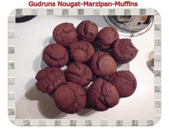 Muffins: Nougat-Marzipan-Muffins - Rezept - Bild Nr. 15