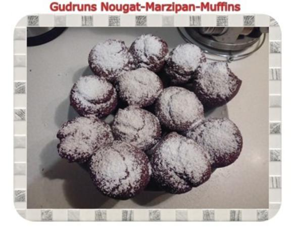 Muffins: Nougat-Marzipan-Muffins - Rezept - Bild Nr. 16