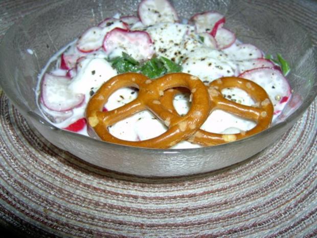 Radieschen-Salat - Rezept - Bild Nr. 2