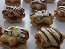 Butter-Haselnuss-Kekse - Rezept
