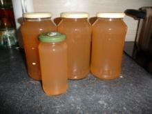 Quitten-Apfel-Birnen Saft - Rezept
