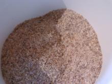 Scharfes Eiweißbrot - Rezept