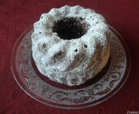 Kleiner Schokoladen - Puddingkuchen - Rezept - Bild Nr. 11