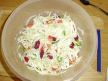 Mexikanischer Krautsalat - Rezept