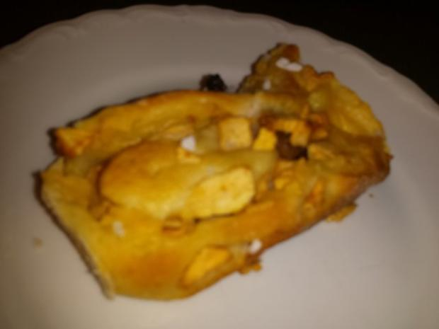 Apfel-Quark-Schnecken - Rezept