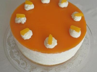 Kleine Bernstein - Torte ... - Rezept