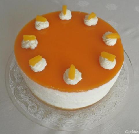 Kleine Bernstein Torte Rezept Mit Bild Kochbar De