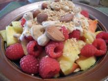 Unser Frühstück nach Budwig - Rezept